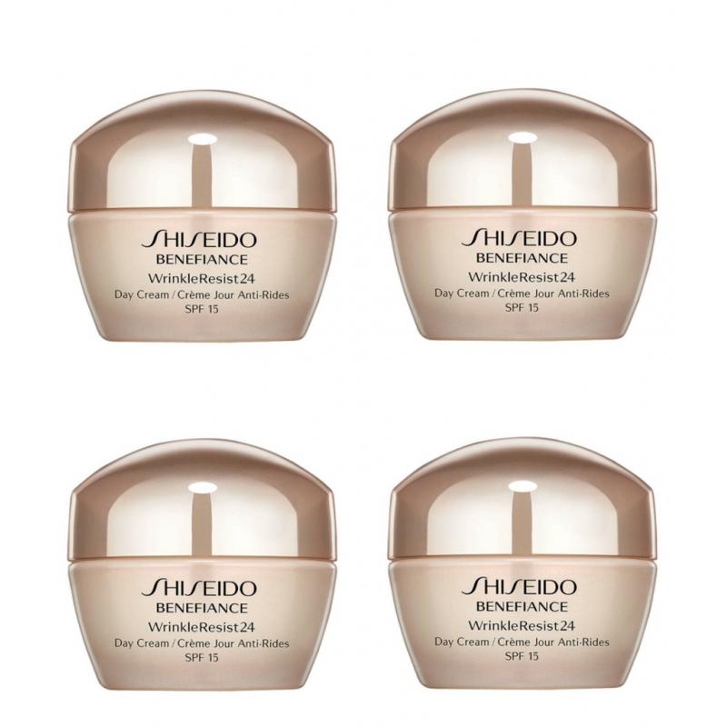 shiseido benefiance wrinkle resist 24 day cream krem na. Black Bedroom Furniture Sets. Home Design Ideas