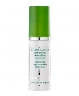 Sisley Botanical D-Tox Detoxifying Night Treatment Kuracja Oczyszczająca na Noc 30ml