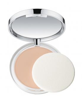 Clinique Almost Powder Makeup Teint Poudre Natural Spf15 Podkład Mineralny w Kompakcie 01 Fair 10 g