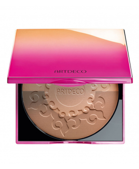 Artdeco All Seasons Bronzing Powder Puder Brązujący Sunset Story 20g