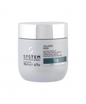 System Professional Volumize Mask V3 Maska do Włosów 200 ml