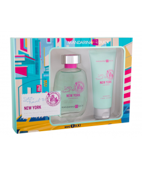 Mandarina Duck Let´s Travel To New York Woda Toaletowa 100 ml Żel 100 ml