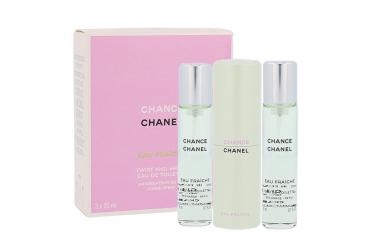 Chanel Chance Eau Fraiche Woda Toaletowa  3x20 ml