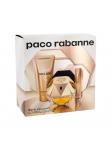 Paco Rabanne Lady Million EDP 80 ml + EDP 10 ml +  Balsam 75ml